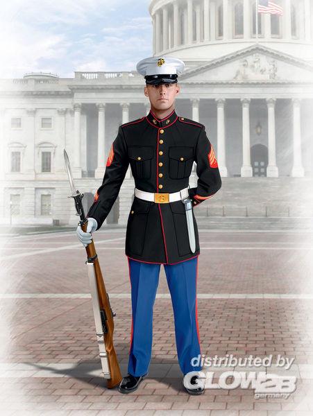 ICM: US Marines Sergeant in 1:16