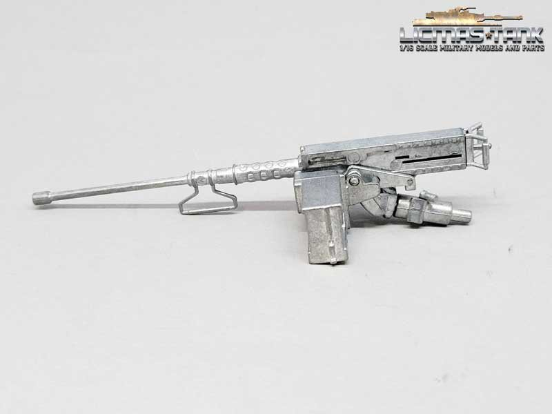 US calibre 50 heavy machine gun scale 1:16