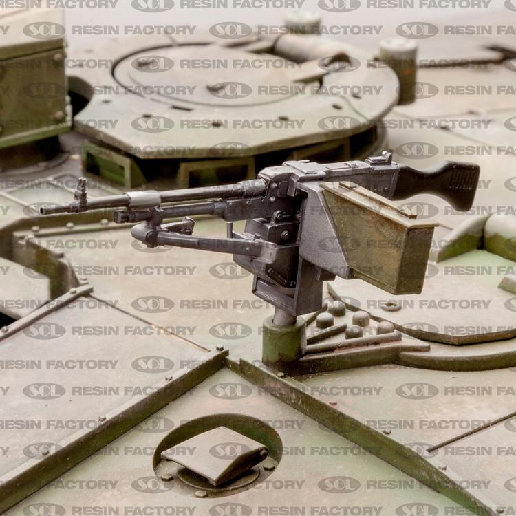 FN MAG voor NL Leopard en Challenger