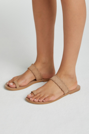 YAYA Suede slipper