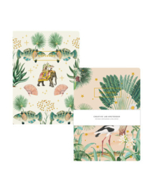 CREATIVE LAB AMSTERDAM Catch me/ Jaipur Notebook set