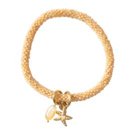 A BEAUTIFUL STORY Jacky multi color citrine gold bracelet