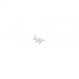 A BEAUTIFUL STORY Branch Sterling  silver Earring