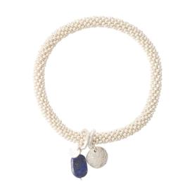A BEAUTIFUL STORY Bracelet Jacky Lapis lazuli