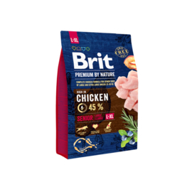 Brit premium senior L-XL 3kg