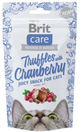 Brit care Truffles with Cranberry 50g