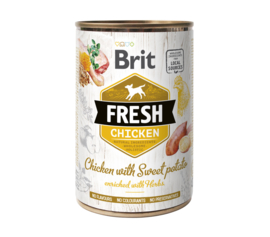 Brit Fresh cans