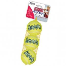 Kong net a 3 tennisballen met piep m