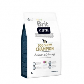 Brit care salmon & herring 3 kg