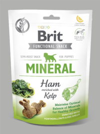 B Care Dog Functional Snack Mineral Ham for Puppies 150 g
