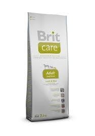 Brit care adult small breed 7,5 kg