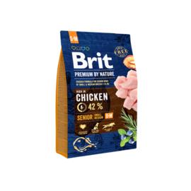 Brit premium senior s/m 3kg