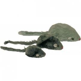 Grijze muis bont small