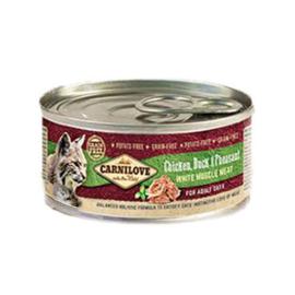 Carnilove blikvoer chicken/duck 100 gr