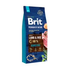 Brit Premium lam en rijst