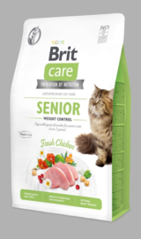 Brit care senior weight control