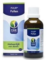 Puur natuur pollen