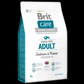 Brit care salmon grain free 3 kg