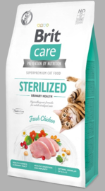 Brit care sterilized urinary health