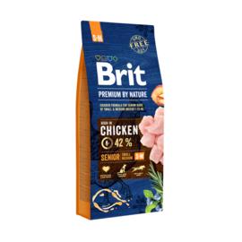 Brit premium senior s-m 15kg