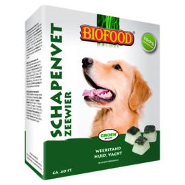 Biofood schapenvet zeewier 40 stuks