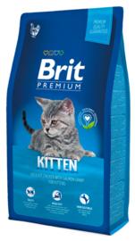 Brit premium kitten 1.5 kg
