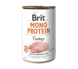 Brit Mono Protein Turkey 400gr