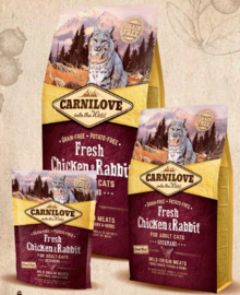 Carnilove Fresh Chicken & Rabbit 400g