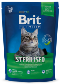 Brit premium sterilised