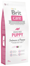 Brit care grain free puppy 3kg