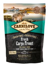 Carnilove VERS Karper & Forel 1.5kg