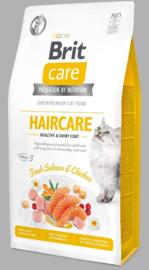 Care Cat Grain-Free Haircare Healthy & Shiny Coat, 7 kg
