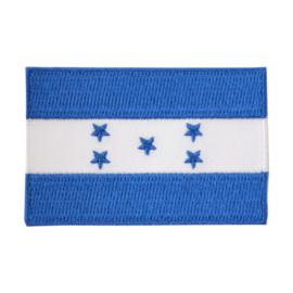 Embleem vlag Honduras