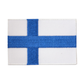 Embleem vlag Finland