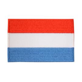 Embleem vlag Luxemburg