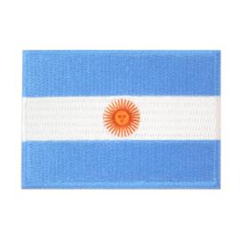 Embleem vlag Argentinië