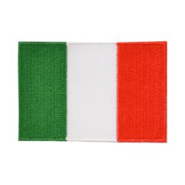 Embleem vlag Italië