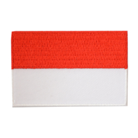 Embleem vlag Indonesië