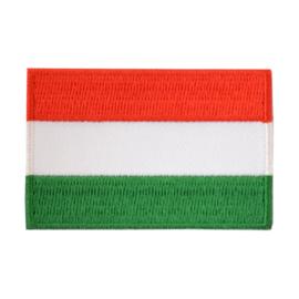 Embleem vlag Hongarije