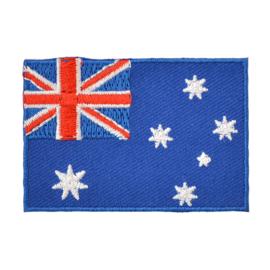 Embleem vlag Australië