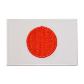 Embleem vlag Japan