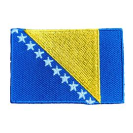 Embleem vlag Bosnië en Herzegovina