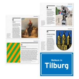 Ansichtkaarten Tilburgse Historie - set van 5