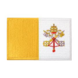 Embleem vlag Vaticaanstad