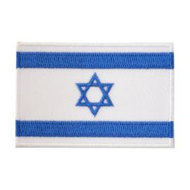 Embleem vlag Israël