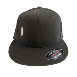 Ôot Ketuur - flat cap - zwart