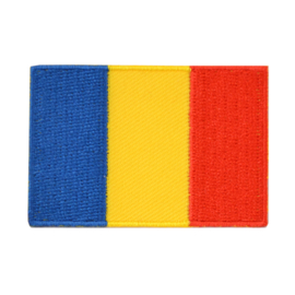 Embleem vlag Roemenië