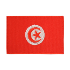 Embleem vlag Tunesië