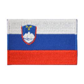 Embleem vlag Slovenië