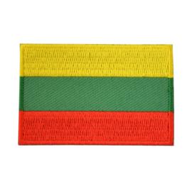 Embleem vlag Litouwen